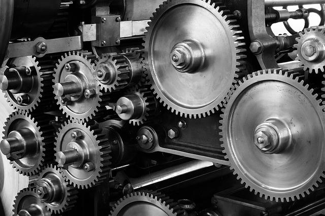 螺旋伞齿轮的特色是什么?