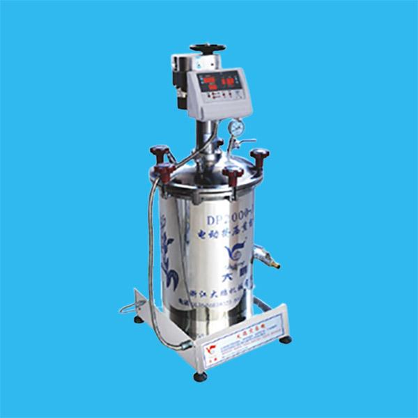 电动挤压密闭煎药机DP2000-J15型