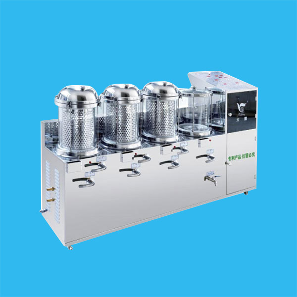 电脑搅拌节能两煎煎药包装机系列DP2000-3(3+1)型