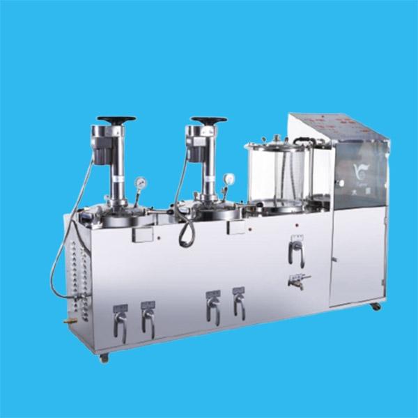 电动挤压滑盖煎药包装组合机DP2000-2HJ20B型