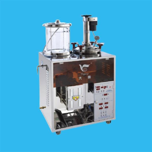 电动挤压密闭煎药包装组合机DP2000-J15B(DP2000-J20B)