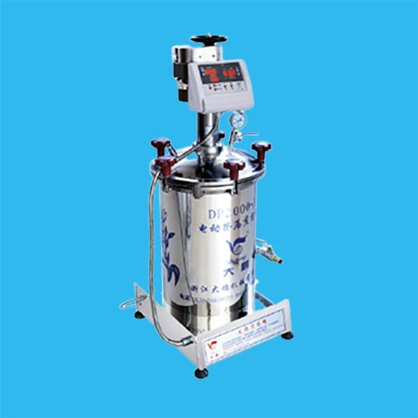 电动挤压密闭煎药机DP2000-J20型