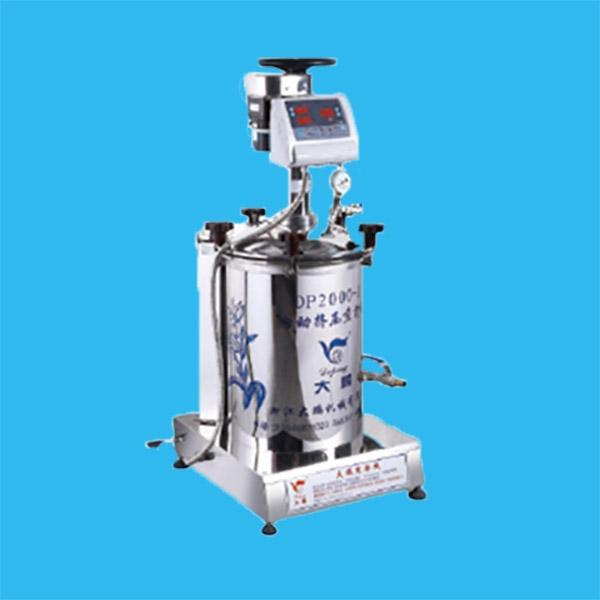 电动挤压平移密闭煎药机DP2000-PJ20(型)