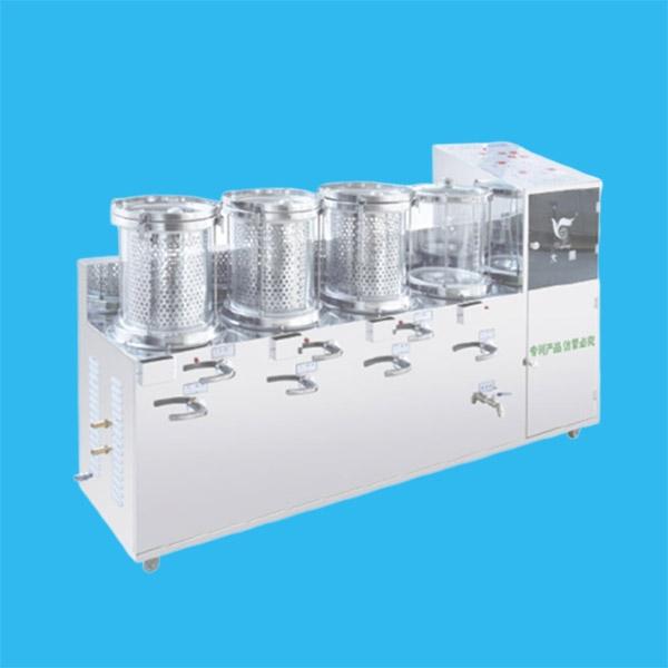 电煎常压煎药包装一体机系列(两煎)DP2000-3A(3+1)型