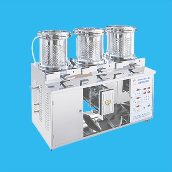 电煎常压煎药包装一体机系列DP2000-3B(3+1)型