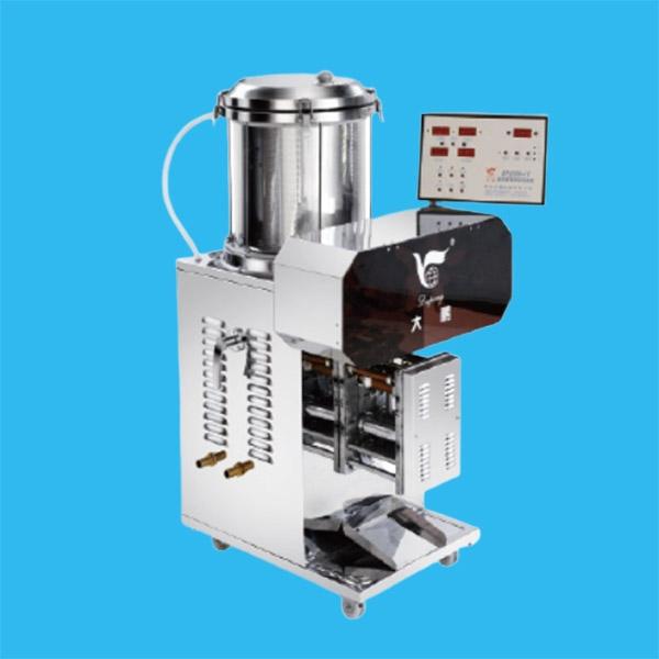 电煎微压循环包装一体机系列DP2000-1X(1+1)