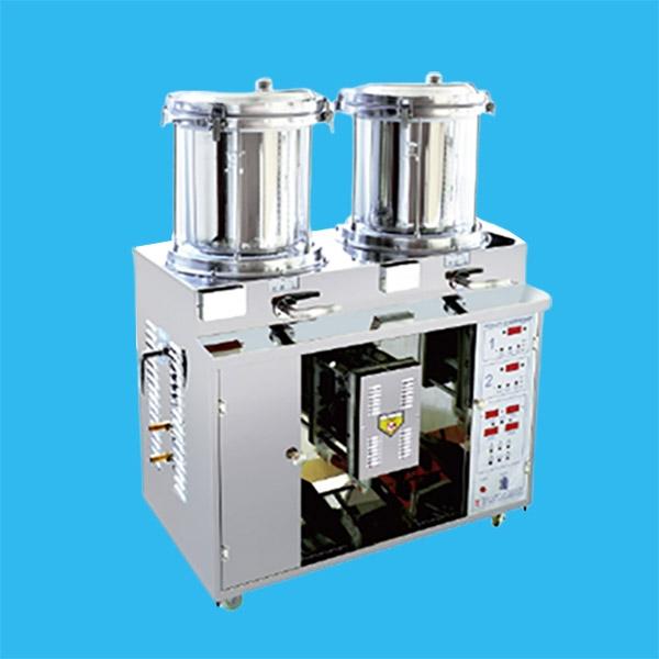 电煎微压循环包装一体机系列DP2000-2X(2+1)
