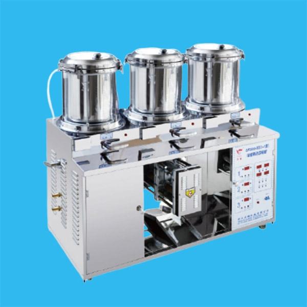 电煎微压循环包装一体机系列DP2000-3X(3+1)