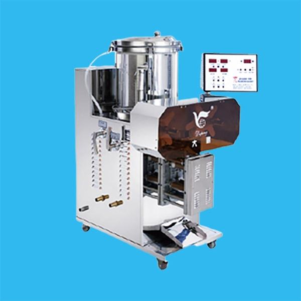 电煎微压循环两煎包装机系列DP2000-1XR(1+1型)