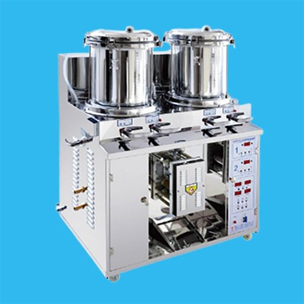 电煎微压循环两煎包装机系列DP2000-2XR(2+1型)